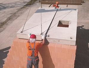 Keramický stropný panel BRITTERM